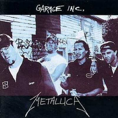 Metallica : Garage Inc. CD 2 Discs (1999) Highly Rated EBay Seller Great Prices • 2.57£