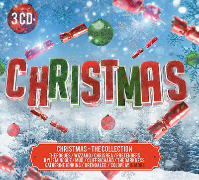 Various Artists : Christmas: The Collection CD 3 Discs (2017) ***NEW*** • 2.84£