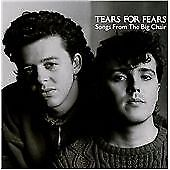 Tears For Fears : Songs From The Big Chair CD Expertly Refurbished Product • 2.59£