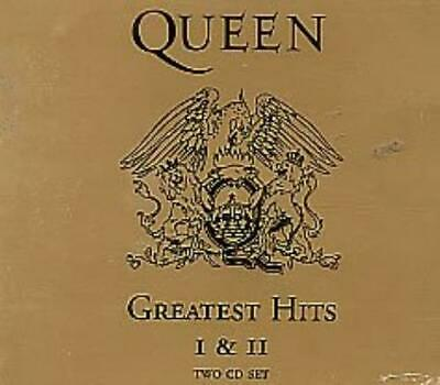 Queen : Greatest Hits I & II CD Value Guaranteed From EBay's Biggest Seller! • 7.24£