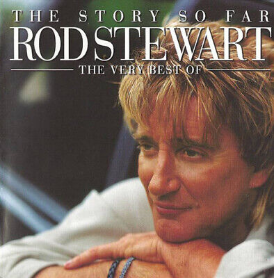 Rod Stewart : The Story So Far: The Very Best Of Rod Stewart CD Remastered • 2.49£