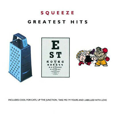 Squeeze : Greatest Hits CD (1999) Value Guaranteed From EBay's Biggest Seller! • 1.95£