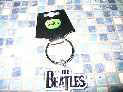 The Beatles Metal Keyring Brand New • 7.99£