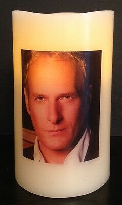 Michael Bolton ELECTRONIC FLICKERING CANDLE • 9.99£