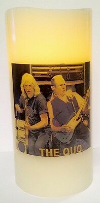 Status Quo Electronic Flickering Candle • 9.99£