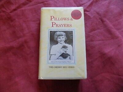 Memorabilia: Pillows And Prayers V RARE VHS VIDEO INDIE INDIEPOP • 20£