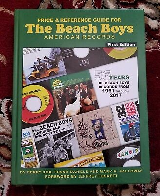 Beach Boys HERE IT FINALLY IS! THE ALL NEW BEACH BOYS PRICE GUIDE STANDARD ED. • 37£