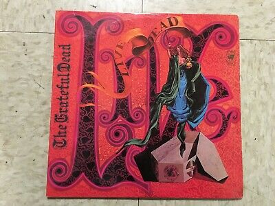 Grateful Dead Live Signed Vinyl LP WD 1830 German Pressing Autographed Garcia • 740.82£