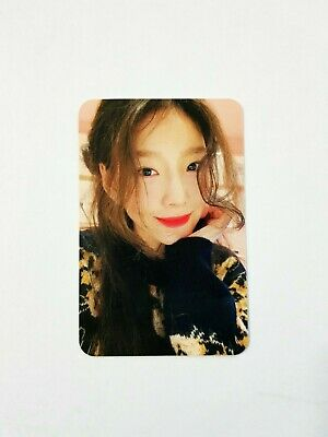 K-POP SNSD TAEYEON Concert  ...'S ONE  Official Limited Photocard • 29.99£