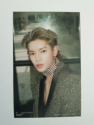 K-POP NCT 127 Album  REGULATE  OFFICIAL LIMITED TAEYONG PHOTOCARD • 11.99£