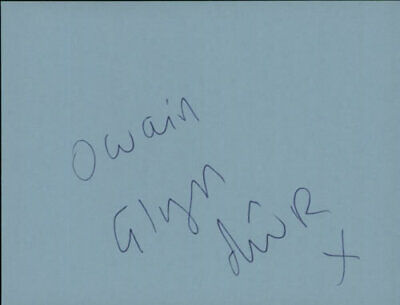 Super Furry Animals Pages From An Autograph Book Memorabilia UK Autographed • 35.70£