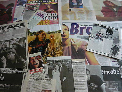 The Lemonheads - Magazine Cuttings Collection (ref S16) • 3.95£