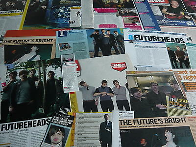The Futureheads - Magazine Cuttings Collection (ref S17) • 4.95£