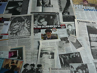 The Charlatans - Magazine Cuttings Collection (ref T4) • 4.95£