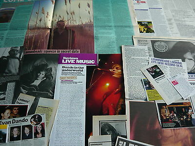 Lemonheads/evan Dando - Magazine Cuttings Collection (ref Z15) • 3.95£