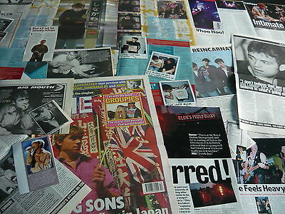 Blur - Magazine Cuttings Collection (ref R6) • 4.95£