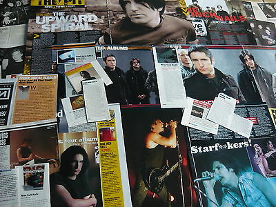 Nine Inch Nails - Magazine Cuttings Collection (ref X13) • 6.95£