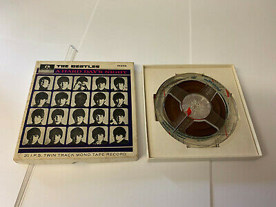 The Beatles A Hard Day's Night Parlophone TA-PMC 1230 Reel-To-Reel, 3 ¾ Ips,  • 149.99£