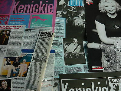 Kenickie - Magazine Cuttings Collection (ref 2a) • 3.95£