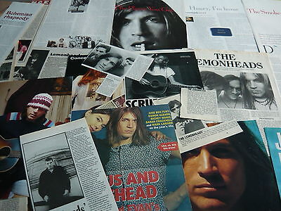 Evan Dando/lemonheads - Magazine Cuttings Collection (ref Z18) • 3.95£