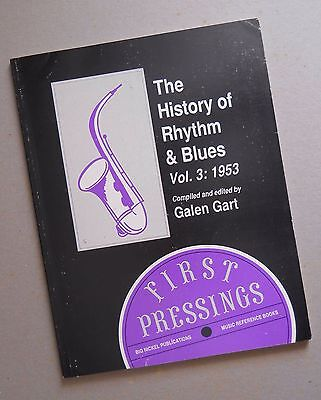 First Pressings: The History Of R&b Volume 3 - 1953 - Quality Used • 28.95£