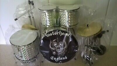 Motörhead Miniature Drum Kit • 33£