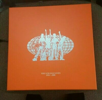Supergrass The Strange Ones Box With Contents Sheet And Posters • 30£