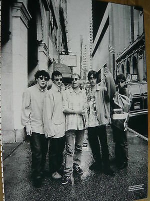 Oasis - Magazine Cutting (full Page Photo) (ref K2) • 4.95£