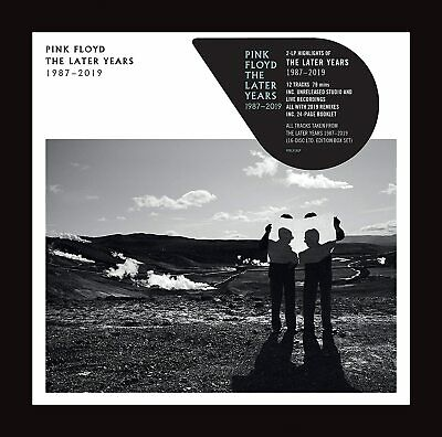 The Later Years 1987-2019 (Vinyl, Nov-2019, 2-Disc Set, Pink Floyd) NEW SEALED • 18.99£
