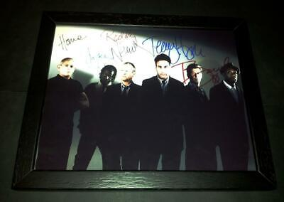 The Specials Pp Signed & Framed 10 X8  Inch Photo Reggae Ska Repro Terry Hall • 14.99£