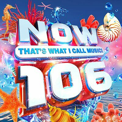Now 106 - Now That's What I Call Music [CD] Released On 24/07/2020 • 12.98£