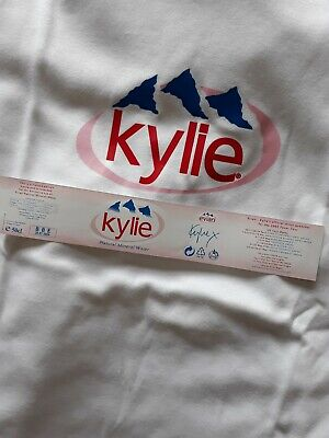 Kylie Minogue Evian Rare Unused Water Bottle Label  • 20£