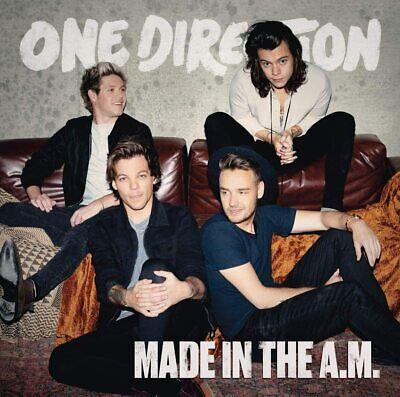 One Direction - Made In The A.M. BRAND NEW & SEALED CD ALBUM • 3.95£