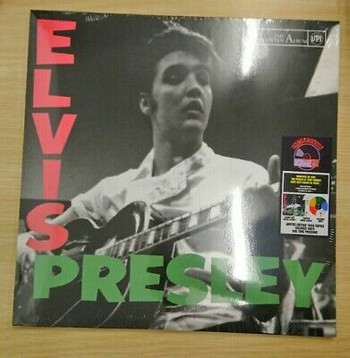 Elvis Presley: The Forgotten Album 5 Colours Vinyl NEW & SEALED • 65£