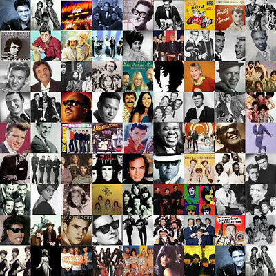 20gb Dj Music Collection Best 60s/70s/80s/90s Pop/disco/rock..(digital Download) • 9.95£