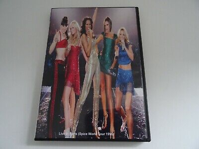 Spice Girls Live In Paris 1998 Rare Wannabe Who Do You Think You Are Viva Mama • 6.99£
