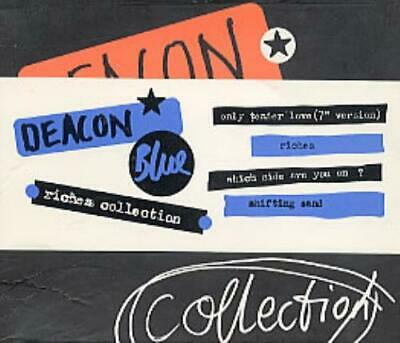 Deacon Blue Riches Collection - With 3 CDs - SEALED Box Set UK 659184-5 • 34.59£