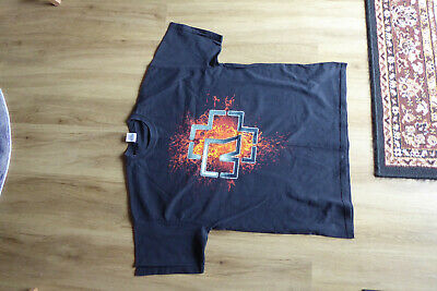 Rammstein SHORT SLEEVE T SHIRT. XL • 4.50£