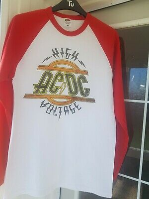 AC/DC High Voltage T Shirt  • 5£