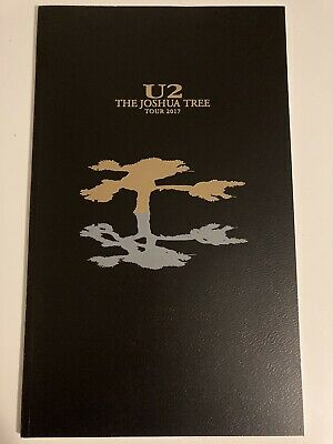 U2 The Joshua Tree Tour Programme 2017 • 5£