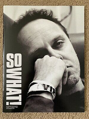Metallica So What Magazine Volume 12 Issue 3 - The Lars So What Interview • 2.60£
