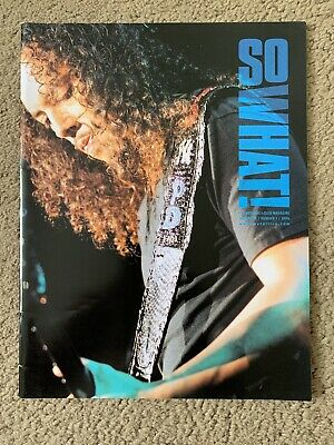 Metallica So What Magazine Volume 11 Issue 3 The Lost Pages, Some Kind Of Premie • 2.60£