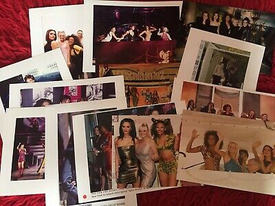 The Spice  Girls - Very Rare Collection Of Press And Concert Photos • 10£