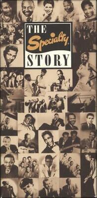 Various-50s/Rock & Roll/Rockabilly CD Album Box Set The Specialty Story USA • 63.25£