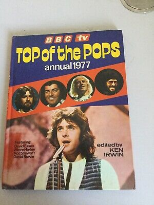 Top Of The Pops Annual 1977 Pre Owned • 1.99£