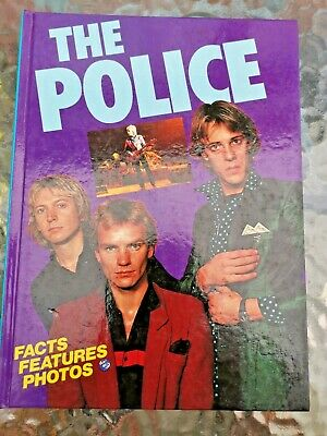 The Police Annual 1982 Facts, Features And Photos • 0.79£