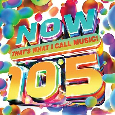 Now Thats What I Call Music 105 - Now 105 [CD] Sent Sameday* • 12.93£