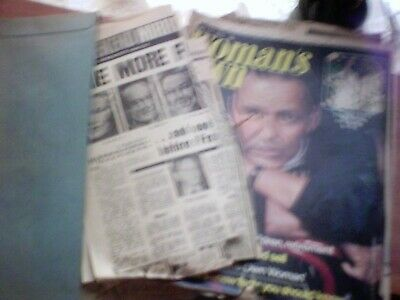 Frank Sinatra Newspaper Cutting Collection • 3.50£