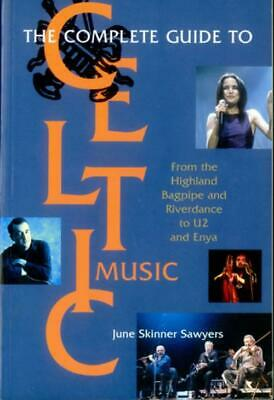 Various Artists The Complete Guide To Celtic Music UK Book 1-85410-694-5 AURUM • 18.50£