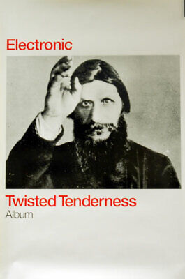 Electronic Twisted Tenderness - 20  X 30  Poster UK Promo PROMO POSTER • 30.25£